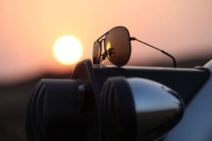 lunettes de tirs